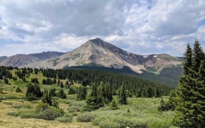 Day 5 〣 Colorado Trail Journal