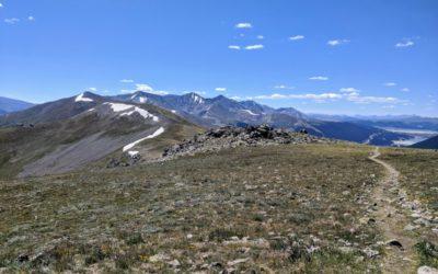Day 7 〣 Colorado Trail Journal