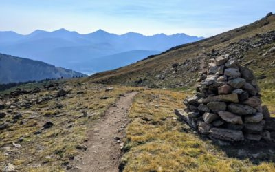 Day 8 〣 Colorado Trail Journal