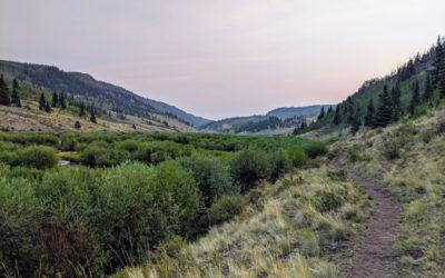 Day 20 〣 Colorado Trail Journal