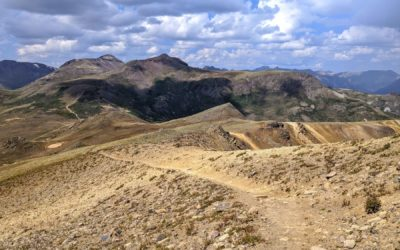 Day 22 〣 Colorado Trail Journal