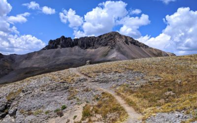 Day 23 〣 Colorado Trail Journal