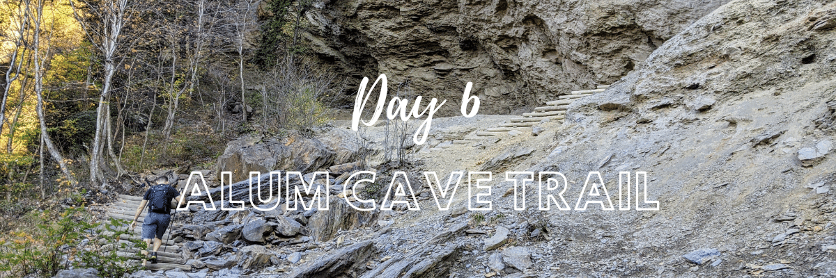 Alum Cave Trail | Great Smoky Mountains National Park | Tennessee | A Hiker's Week in North Carolina