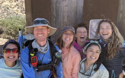Day 2 〣 Arizona Trail Section Hike