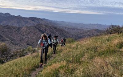 Day 4 〣 Arizona Trail Section Hike