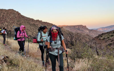 Day 5 〣 Arizona Trail Section Hike