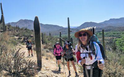 Day 1 〣 Arizona Trail Section Hike