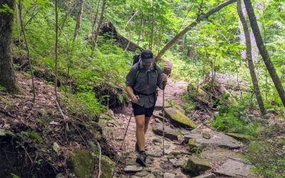 Day 1 〣 Art Loeb Trail