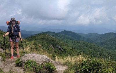 Day 2 〣 Art Loeb Trail